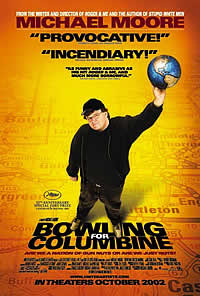 filmaffiche Bowling for Columbine