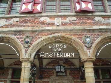 In 1630 vestigde 'Amsterdam' zich in Aalst