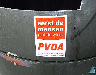 De PvdA in Aalst?
