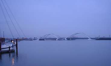 Heeremabrug naar IJburg