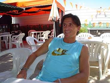 Mede Ossenaar Marc van Hinthum (RKC) was ook te gast.