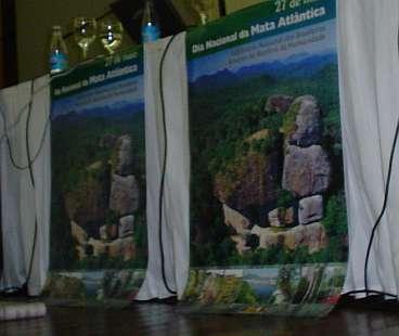 Conferentie over het Atlantische oerwoud
