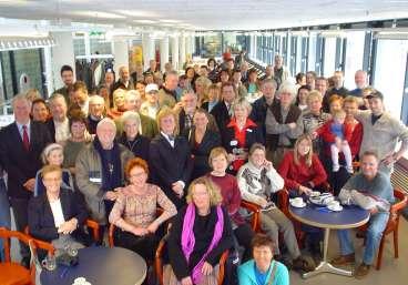 Opening Fototentoonstelling Schiedam