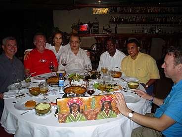 Samen met PT'ers uit Salvador