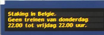 Staking in België