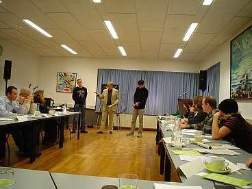 Eén-op-één-debatten in Bergen