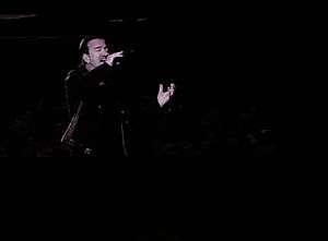 U2, gisteren in de Arena