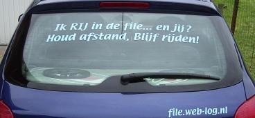 Blijf rijden