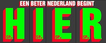 Een beter Nederland begint hier!