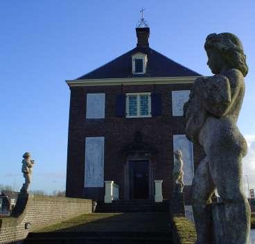 Hofwijck in Voorburg