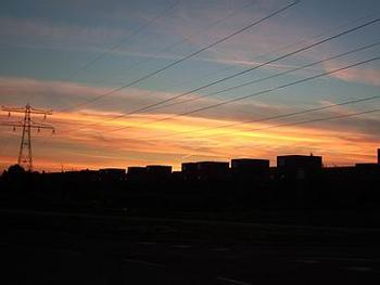 Lucht in Nieuwegein