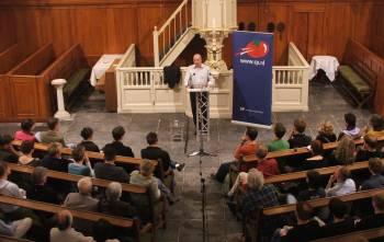 Lezing Lutherse Kerk Utrecht
