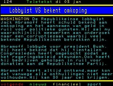 Omkoping Republikeinen