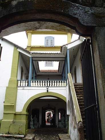 Het plaatselijke museum.