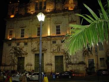 Veel kerken in Salvador...