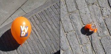 VVD Ballon