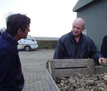 In gesprek met de oud-voorzitter van de Nederlandse Akkerbouw Vakbond op Schouwen Duiveland