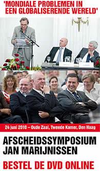 DVD afscheidssymposium